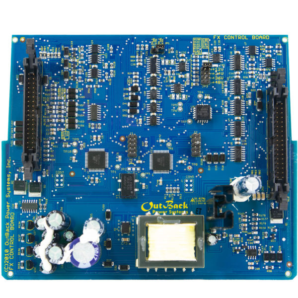 outback power spare 105 control board
