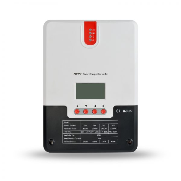 1 MPPT Solar Charge Controller ML4860N15