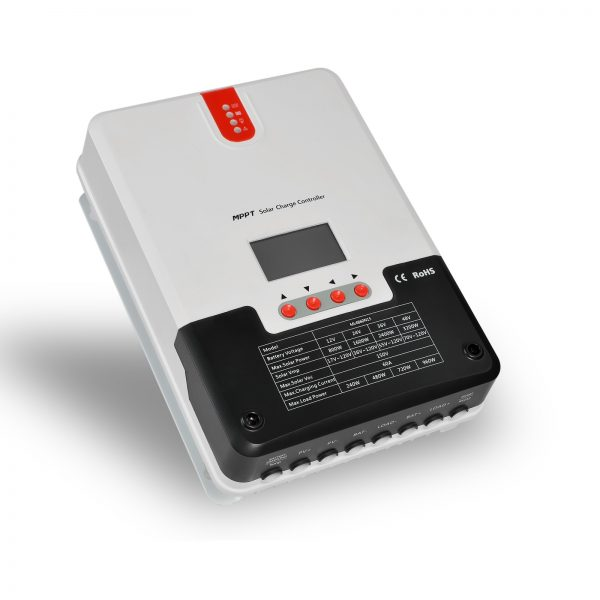 2 MPPT Solar Charge Controller ML4860N15