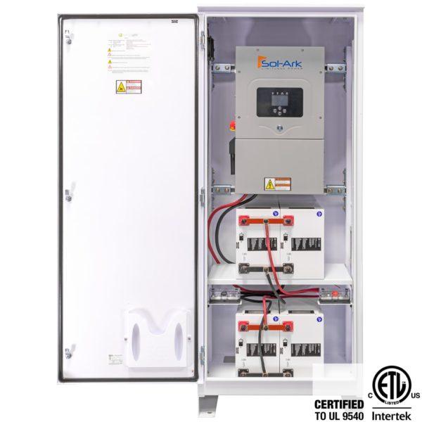 simpliphi power access phi sol ark A 4PHI SA 12 for sale