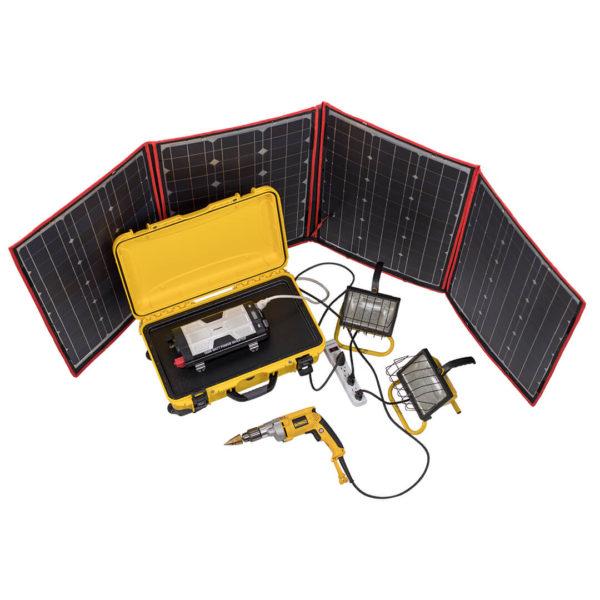 simpliphi power big genny emergency power kit demonstrated BG 1200 12 EK for sale