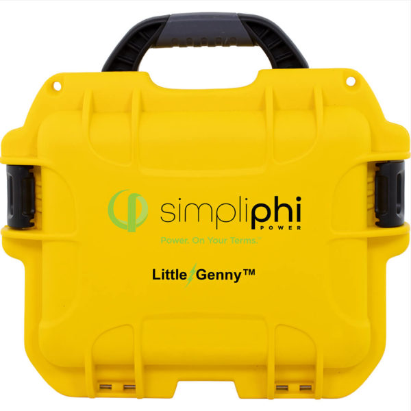 simpliphi power little genny closed upright front view LG 287 12 for sale