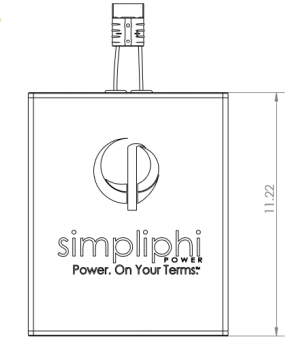 simpliphi power phi 1 4 24