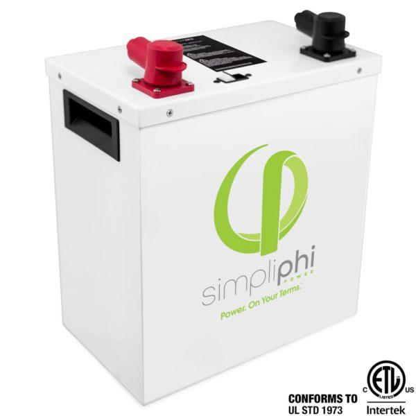 simpliphi power PHI 3 8 48 M