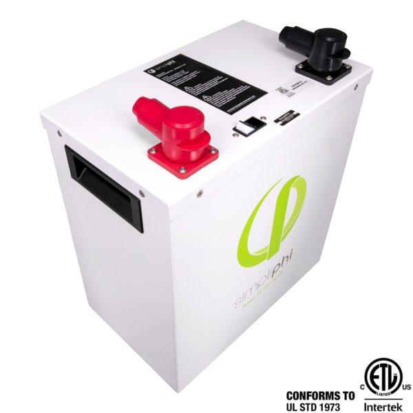 simpliphi power PHI 3 8 48 M batteries for sale