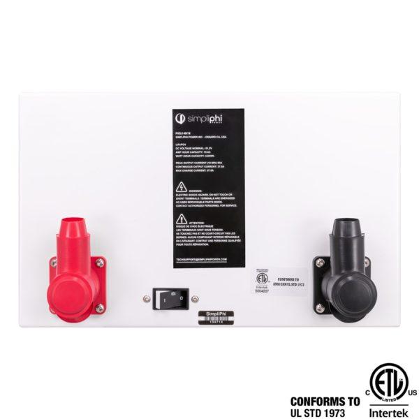 simpliphi power PHI 3 8 24 M battery