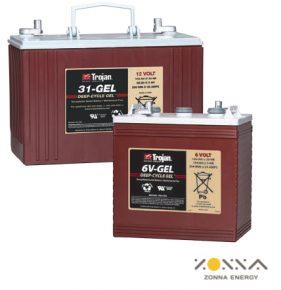 deep cycle gell batteries from trojan battery wholesaler