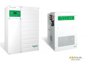 schneider electric distributor for off grid solar invertors 01