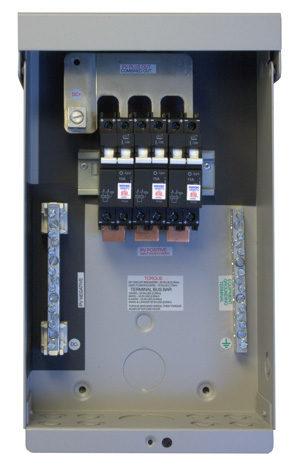 Midnite PV6 String Combiner 250 VDC Enclosure Only