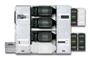 Outback Power FP3-FXR3048A Pre-Wired Triple Inverter System