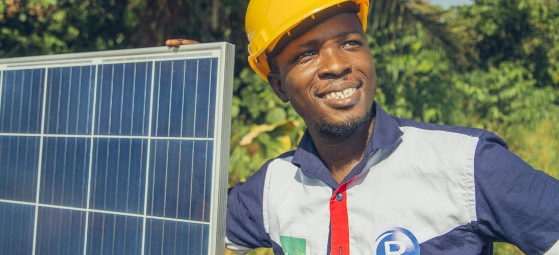off grid solar array projects nigeria bobby neptune