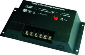 solar battery charge controller