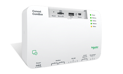 schneider electric context combox solar monitoring 2