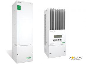 schneider conext mppt 60 150 80 600solar battery charge usa