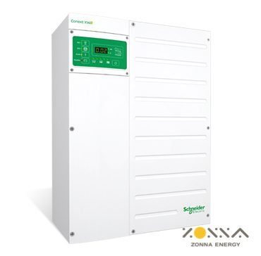 xw solar inverter charger
