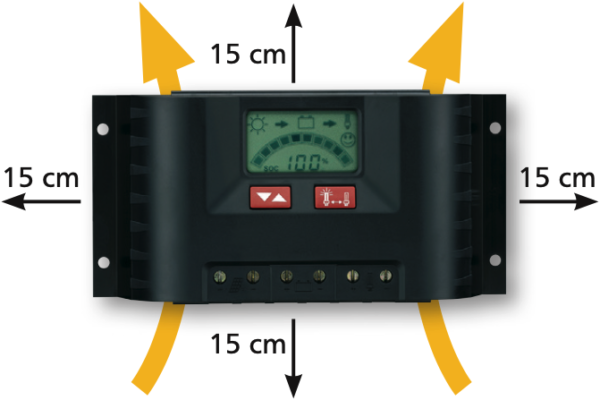 magnum dimensions cc30 charge controller supplier