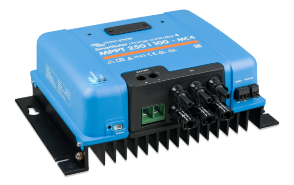 2 smart solar 250 100 tr mppt vecan scc125110412