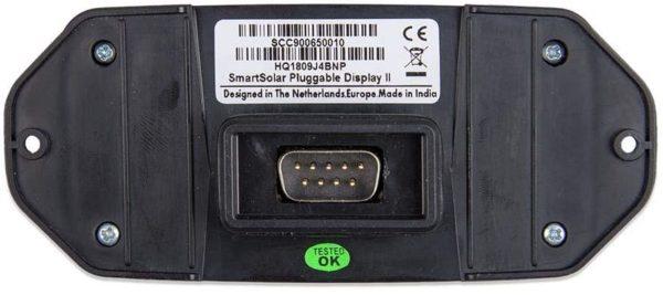 victron energy smartsolar pluggable control display scc900650010