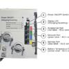 magnum energy msh4024m hybrid inverter charger