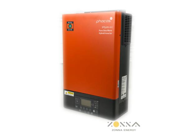 3k phocos anygrid hybrid inverter charger psw h 3kw 120vac 24v for sale