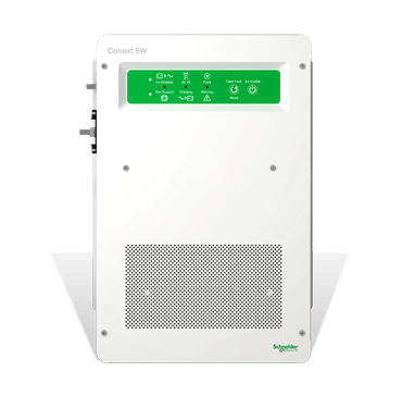 schneider electric conext sw 120 240 v solar hybrid inverter charger system 865 4024