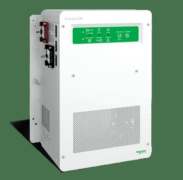 schneider electric conext sw 120 240 v solar hybrid system 865 4024