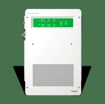 schneider electric conext sw 120 240 v solar hybrid inverter charger system 865 4048