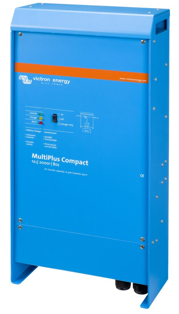 victron energy multi plus cmp122200100 inverter charger