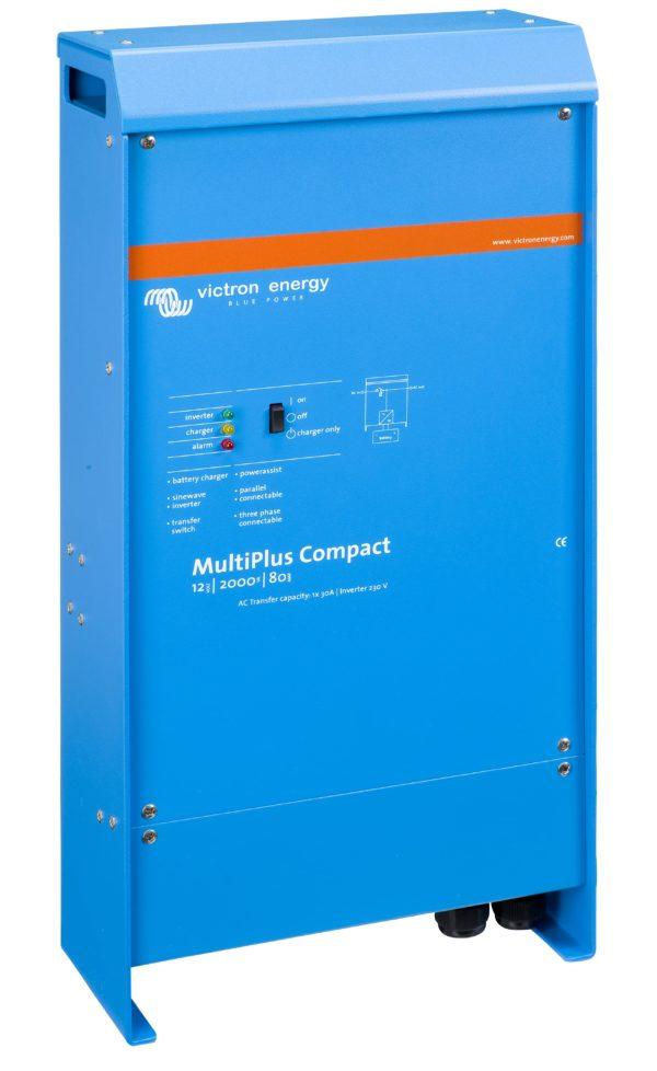 victron energy multiplus cmp122200100 inverter charger 12 v 2000 va