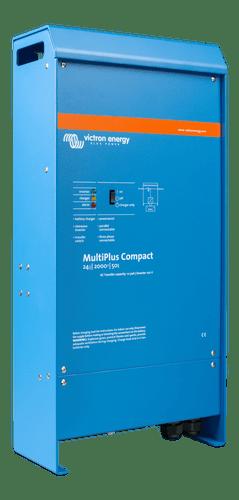 victron energy multi plus CMP242200100 inverter charger 24 v 2000 va