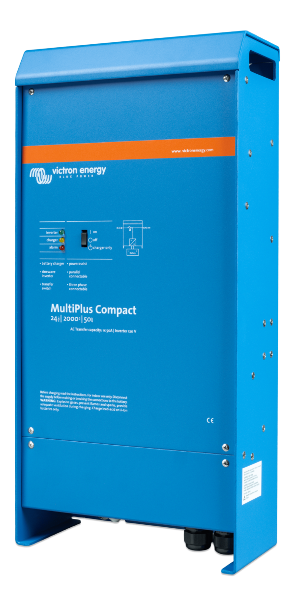 victron energy multi plus PMP243021102 inverter charger