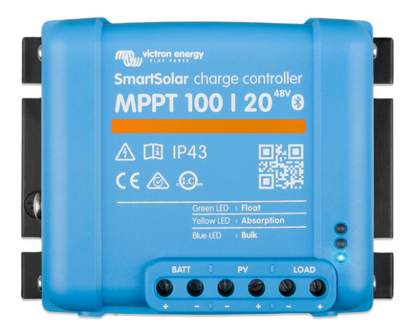 1561379880 upload documents 775 500 SmartSolar MPPT 100 20 48V top